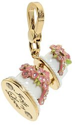 Juicy couture charm - wedding cake