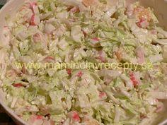 Krabí salát s pomerančem – Maminčiny recepty Krabi, Guacamole, Potato Salad, Salads, Ethnic Recipes, Fitness, Salad, Chopped Salads