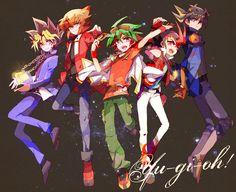 Tags: Fanart, Yu-Gi-Oh!, Yu-Gi-Oh 5Ds, Pixiv, Yu-Gi-Oh! GX, Yusei Fudo, Juudai Yuuki, Yu-Gi-Oh! ZEXAL, Yuma Tsukumo, Fanart From Pixiv, Oga ...