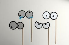 Best Photo Booth Props  Fun Googly Eyes for an by TOASTEDProject, $10.00
