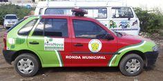 Atelier2, Carro adesivado para Prefeitura de Feira Nova - PE