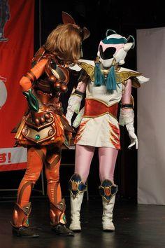 Power Rangers In Space, Japanese Superheroes, Cosplay Costumes, Samurai, Princess Zelda, Fictional Characters, Fantasy Characters, Samurai Warrior