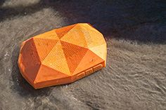 The Turtle Shell 2.0 Bluetooth Speaker is a small portable device that can bring music and style to your next BBQ.