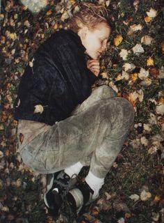 by Juergen Teller  pikeys:    Kristen Owen for Joe's #21998