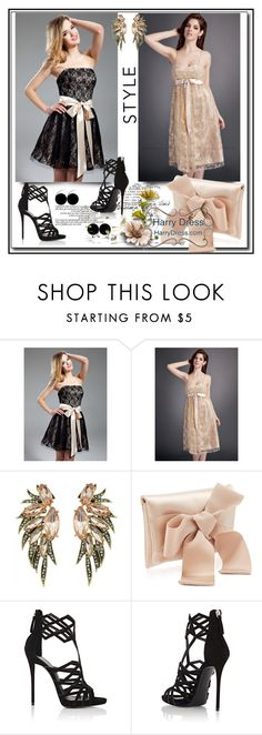 """""""HarryDress.com"""" by lip-balm ❤ liked on Polyvore featuring Giuseppe Zanotti and harrydress"""
