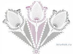 Breathtaking Crochet So You Can Comprehend Patterns Ideas. Stupefying Crochet So You Can Comprehend Patterns Ideas. Filet Crochet, Crochet Doily Diagram, Crochet Doily Patterns, Crochet Mandala, Basic Crochet Stitches, Crochet Chart, Crochet Basics, Thread Crochet, Irish Crochet