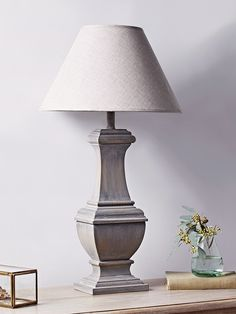 French inspired table lamp