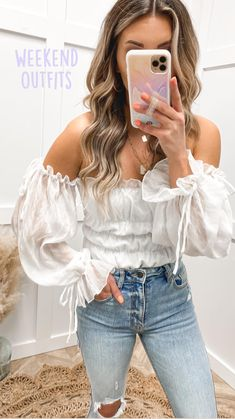 Casual Outfits Summer Classy, Date Night Outfit Classy, Date Night Outfit Summer, Summer Outfits For Moms, Girls Night Out Outfits, Weekend Outfit, Party Outfit Casual, Day Party Outfits, Cute Date Outfits