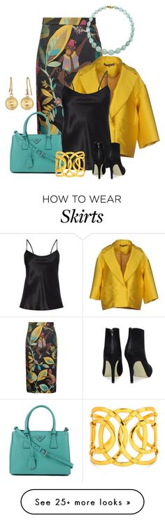 """Untitled #2075"" by anfernee-131 on Polyvore featuring Space Style Concept and Prada"