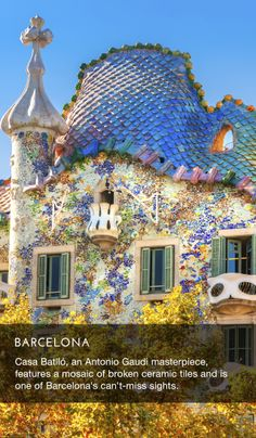 Barcelona travel tips   #glamglobetrotter