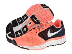 Nike Zoom Vomero  8 atomic pink/armory navy/summit white Zappos.com Free Shipping BOTH Ways