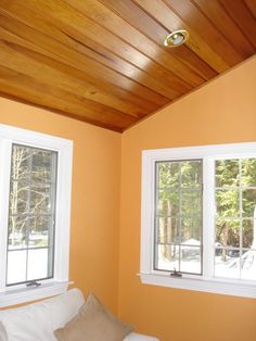 Tongue And Groove Ceiling Design, Pictures, Remodel, Decor and Ideas - page 5