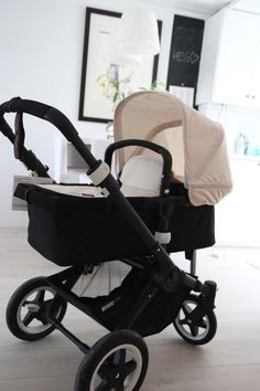 bugaboo_buffalo_allblack. Obsessed! Want this when the day comes