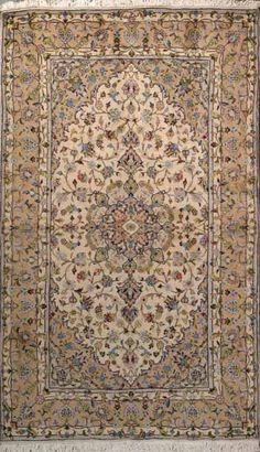 "Tabriz Persian Rug, Buy Handmade Tabriz Persian Rug 4' 9"" x 8' 0"", Authentic Persian Rug"