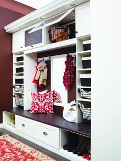20 Hard-Working Mudrooms : Interior Remodeling : HGTV Remodels