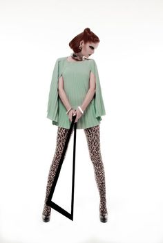 Most favorite Japanese leg wear brand FAKUI by the very talented designer, Ayako Yano.