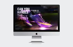 Can you handle the speed? by kim gm, via Behance