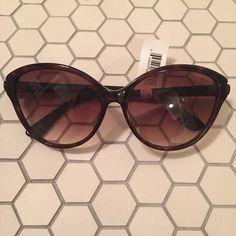 Tom Ford Priscila Sunglasses Tom Ford Priscila cat eye sunglasses in Havana    Never been worn. Tom Ford Accessories Sunglasses