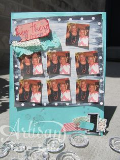 ♥ Erica & Jane ♥ - Artisan Wednesday Wow | Jane Lee http://janeleescards.blogspot.com