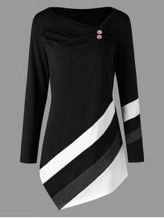V/êtements La Mode des Femmes Nouvelles Manches Longues Sweats /à Capuche Pas Cher Pullover en Vrac T-Shirt /à Manches Longues Pull Robe