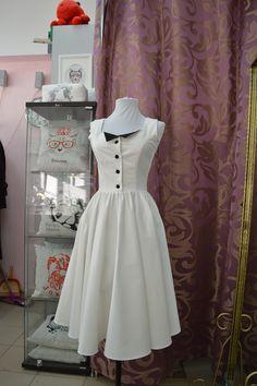 Еще одно новое платье от компании http://vintage-trend.ru