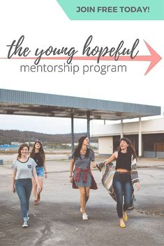The Young Hopeful's mentoring program is committed to helping young women reach their full potential by matching them with experienced and wise women. Mentors meet with their mentee once a week via Skype/email and help them pursue the goals that they are passionate about. The best part is that this program is completely free!
