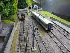 Forums LR PRESSE • Voir le sujet - Photos d'ambiance Train Miniature, Rail Europe, Model Trains, Layouts, Scenery, German, Photos, Miniatures, Toys