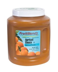 Inspired by classic Apple Sauce, our Fruitblendz line takes other fresh whole fruits and blends them into a delicious #puree for you. The #Apricot Fruit Sauce has a sweet fruit flavor with a little bit of tang. The smooth and consistent texture safely satisfies nutritionally-regulated and texture-modified diets. Quite tasty when served alone, it also stands out as part of your favorite recipe! Fruit Sauce, Fruit Puree, Apricot Fruit, Apple Sauce, Tasty, Favorite Recipes, Diets, Sweet, Smooth