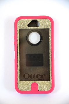 Otterbox Case iPhone 5 Glitter Cute Sparkly Bling by NaughtyWoman, $47.99