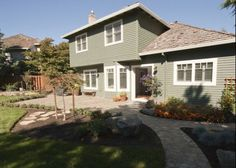A reduced barrier home