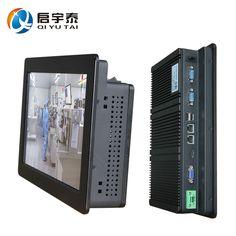 Nhúng PC Intel N2800 máy tính 11.6 inch màn hình cảm ứng Độ Phân Giải 1366x768 4 GB DDR3 32 Gam SSD công nghiệp panel PC