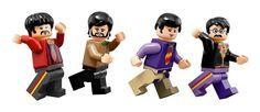 Lego Beatles!