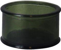 Grøn glas skål fra Muubs, 11 cm #inspirationdk #glas #bolig