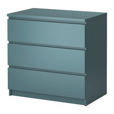 Price is right.  Whenever putting Ikea furniture together, always follow instructions.  Glue the joints together (especially the bottoms of the drawers) with some kind of wood glue.  That makes them last longer.  ...  MALM 3 drawer chest   - IKEA