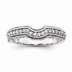Tie the knot in style with this 14k White Gold AA Diamond wedding band - $781.00 from IceCarats.com. To give you less wedding stress we are offering you a 10% discount when you use code INSTALOVE.  #icecarats #jewelry #fashion #accessories #jewelryjunky #latestfashion #trending #fashiontrends #affordablefashion #lookbook #fashionbloggers #bloggerstyle #bestseller #instaglam #instastyle #wiw #jewelrylover #ootd #streetstyle #jewelrylover #jewelrytrends #dailyinspo #model #romantic…