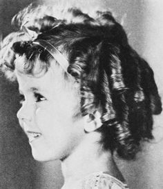 A young Shirley Temple (Early