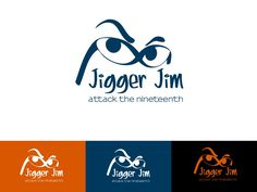 New logo wanted for Jigger Jim by michaelcampbell