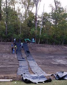 Pond liner-Containment liner-Geomembrane liner Manufacturer since 1985