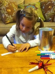 """6 ways to encourage kids to take risks -- one idea is the """"I Can"""" can: kids write things they can do on paper and put it in the can. Creative Writing Ideas, Kids Writing, Creative Kids, Child Love, Your Child, Boost Creativity, Life App, Parenting Plan, Kids Behavior"""