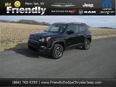 New Vehicles   Friendly Dodge Chrysler Jeep   Penn Yan, NY