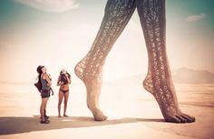 Burning Man Music Festival.