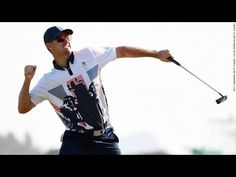 ''Britain's Justin Rose takes gold in Rio Olympic 2016 Golf'' Britain's Justin Rose takes gold in Rio Olympic 2016 Golf  It was the tournament that the world's top players turned their backs on -- but golf's return to the Olympics after a 112-year absence could prove to be one of the highlights of the Rio 2016 Games.  Great Britain's Justin Rose on Sunday edged Sweden's Henrik Stenson in a thrilling finale to card a final-round 67 and finish two shots clear of his Ryder Cup partner. They…