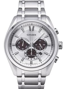 Citizen Mens Eco Drive Titanium Chronograph Watch - In Stock, Free Next Day Delivery, Our Price: Buy Online Now Citizen Eco, Citizen Watch, Seiko, Chronograph, Fossil, Kate Spade, Delivery, Michael Kors, Watches
