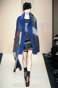 DKNY | Fall 2010 Ready-to-Wear Collection | Style.com