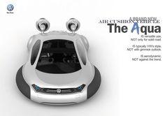 Tuvie   http://www.tuvie.com http://www.tuvie.com/futuristic-volkswagen-aqua-air-cushion-vehicle/