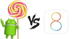 Android 5 .0 Lollipop vs iOS 8? which one is The Best?