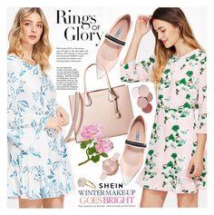 """Spring has sprung"" by vanjazivadinovic ❤ liked on Polyvore featuring Tiffany & Co., Celestine, Prada, MICHAEL Michael Kors, LunatiCK Cosmetic Labs, Olivia Burton, Ippolita and Sheinside"