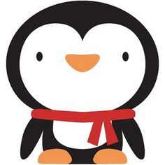 create a critter penguin free svg for the cricut, cute art project for the kids!