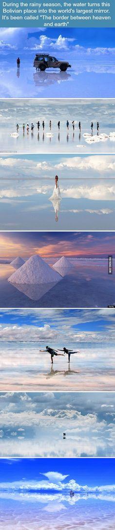 Salar de Uyuni #Bolivia                                                                                                                                                                                 More