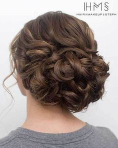 25 Best Prom Updo Hairstyles: #13.